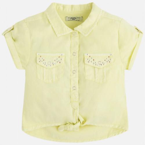 Блузка Mayoral 3181-94 желтая
