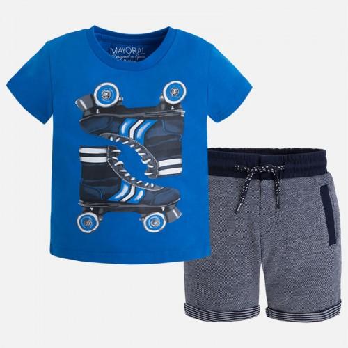 Комплект: футболка и шорты Mayoral 3603-42