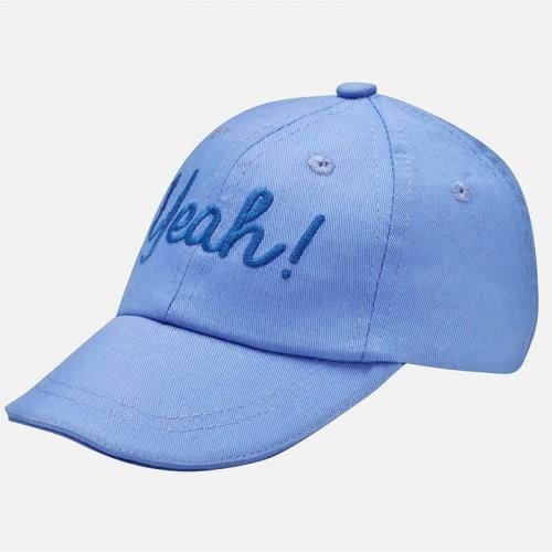 Бейсболка Mayoral 10126-55 голубая