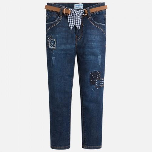Брюки Mayoral 3504-963  джинсы
