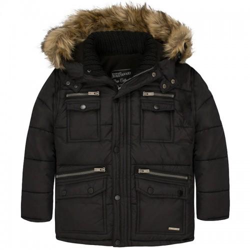 Куртка Nukutavake 7451-62 черная