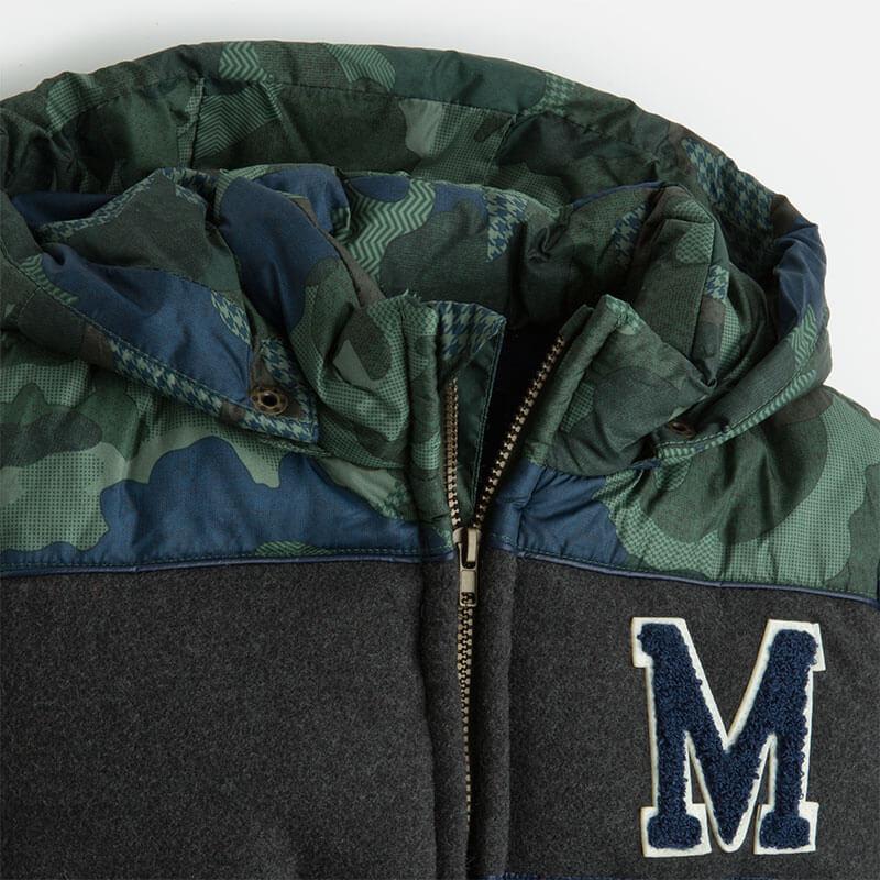 Куртка Mayoral 4495-43 утепленная купить мальчикам 2-9 лет