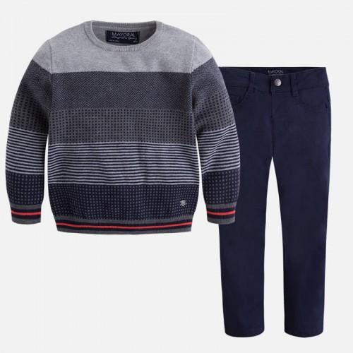 Комплект: свитер и брюки Mayoral 4555-51