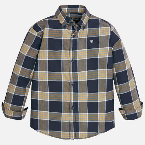 Рубашка в клетку Nukutavake 7135-86