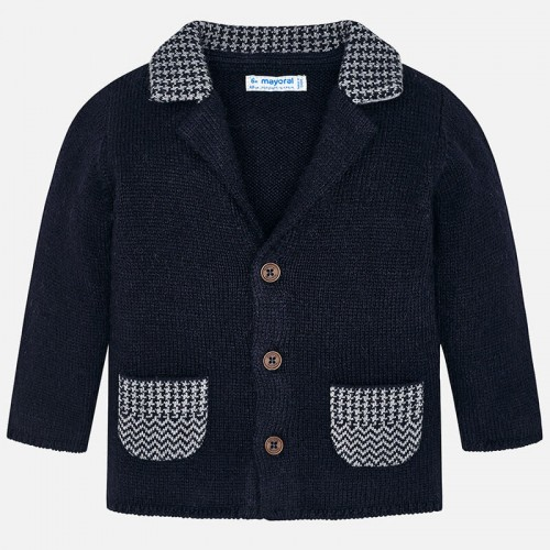 Вязаный пиджак Mayoral 2464-77
