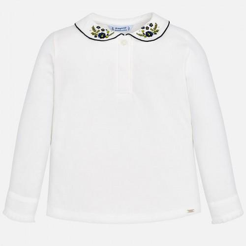 Рубашка-поло Mayoral 4118-25 хлопковая