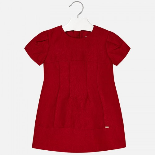 Красное платье Mayoral 4944-58