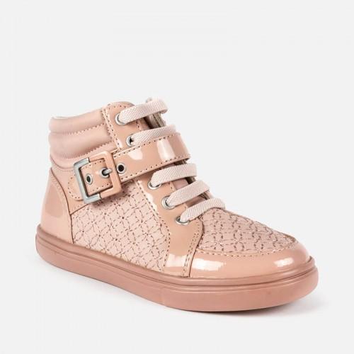 Ботинки Mayoral 44861-14 розовые