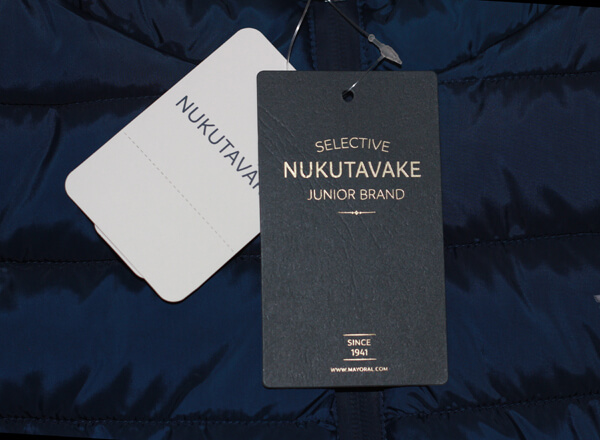 Этикетки Nukutavake